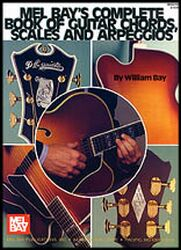 Complete Book of Guitar Chords, Scales & Arpeggios
