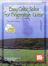Easy Celtic Solos for Fingerstyle Guitar