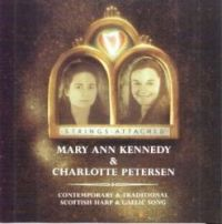 "Mary Ann Kennedy & Charlotte Peterson-""Strings Attached"""