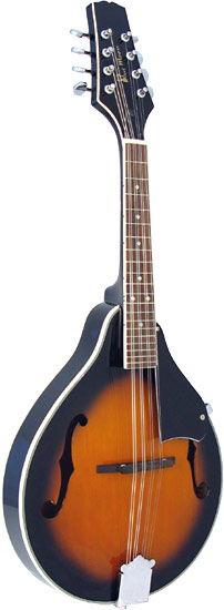 Blue Moon F - Hole Mandolin