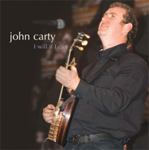 John Carty - I Will if I Can