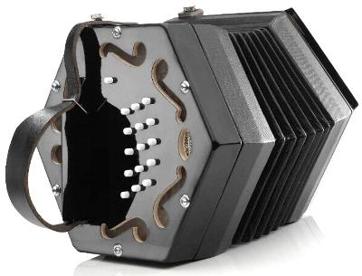 Rochelle (2nd Generation) 30 Key Anglo Concertina
