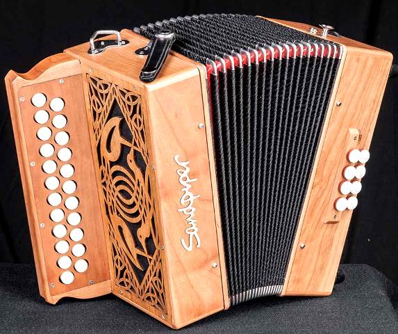 Sandpiper Button Accordion